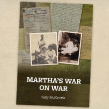 martha's war on war